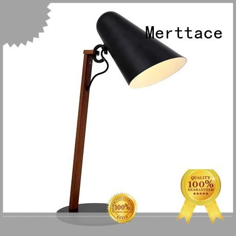 Merttace moving head bedside table lights directly sale for bedroom