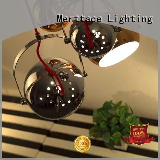 Merttace indoor pendant lighting manufacturer for indoor decoration
