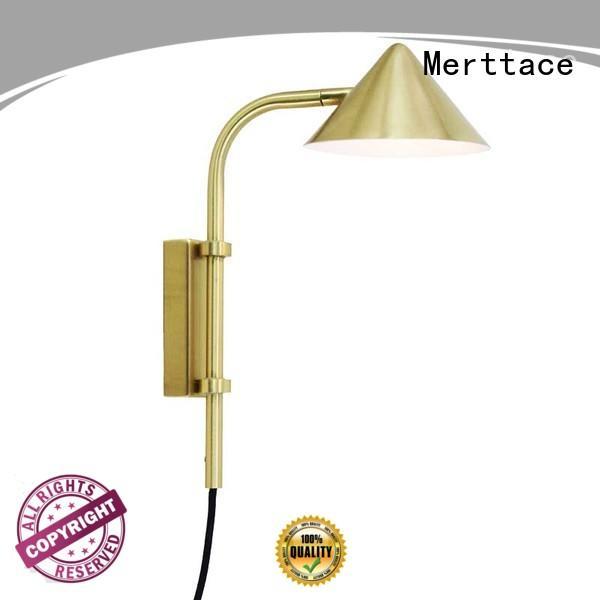 Merttace wall lamp lighting design for restaurant