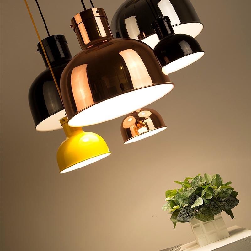 Modern Classic Home Decoration Colorful Pendant Light M1301