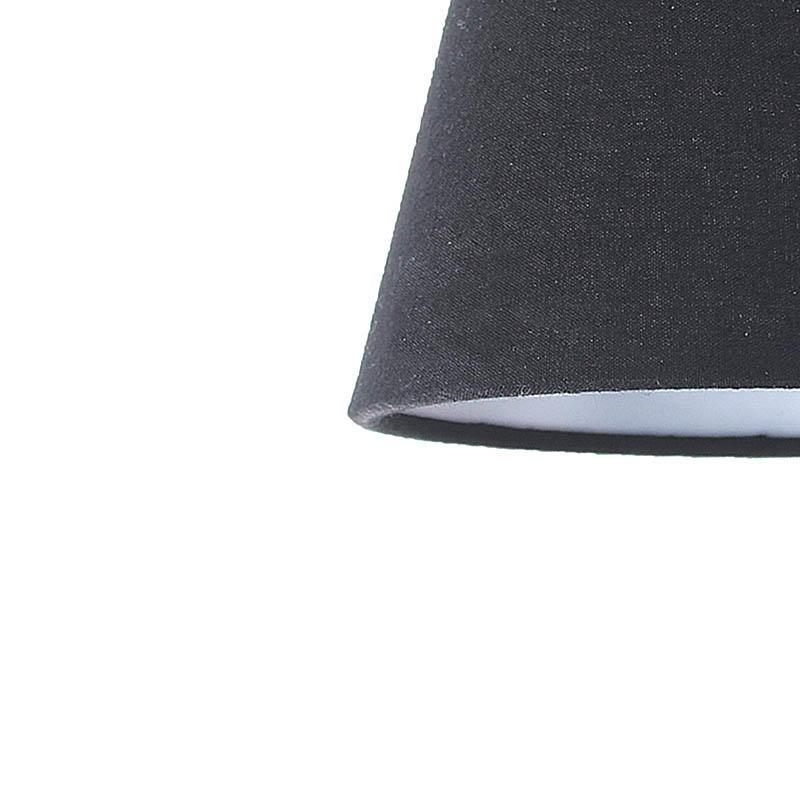Modern Style Fabric Lamp Shade Single Head Pendant Light M10036