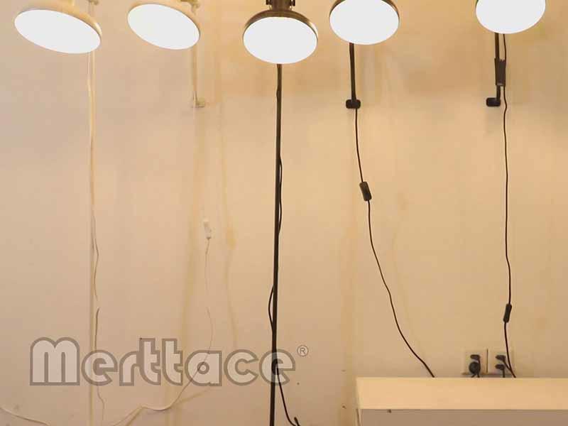 Classic Design Adjustable Trumpet Lamp Shade Series-M4023&M3023