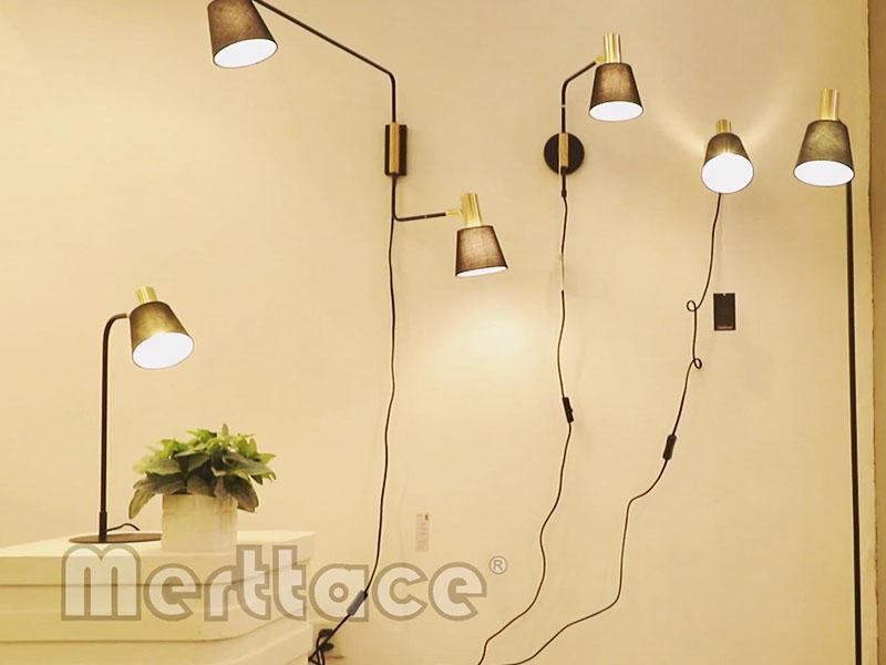Modern Style Black Fabric Lamp Shade Series-M30011&M40045&40044&40015&10036&20028