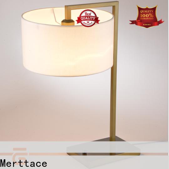 Merttace desk light supply for hotel