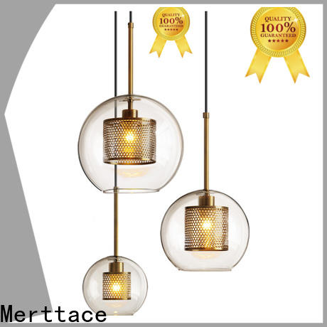 Merttace top pendant lamp directly sale for bedroom