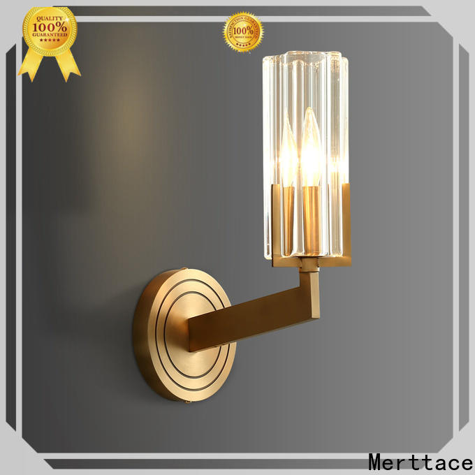 Merttace plug in wall lights supply for indoor decoration