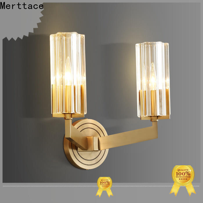 Merttace latest modern sconce factory for indoor decoration