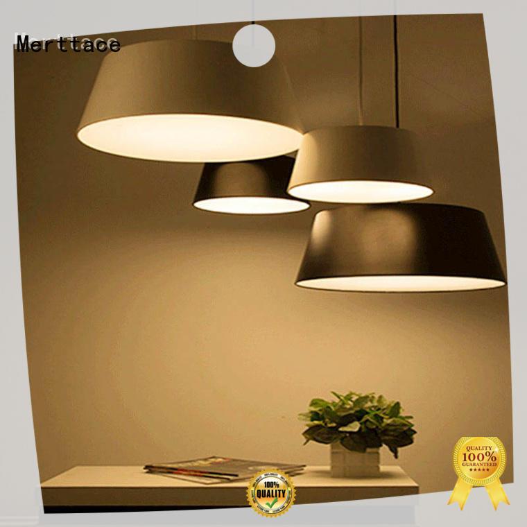 Merttace hanging pendant lights manufacturer for restaurant
