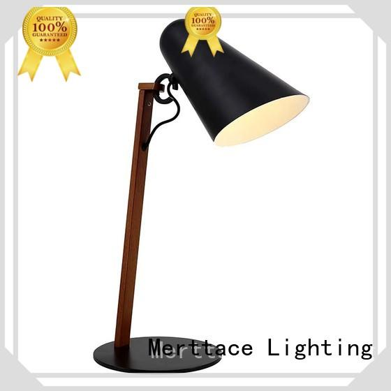 iron end table lamps with good price for bedroom