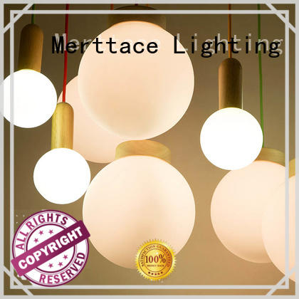 Merttace modern hanging lights factory for restaurant