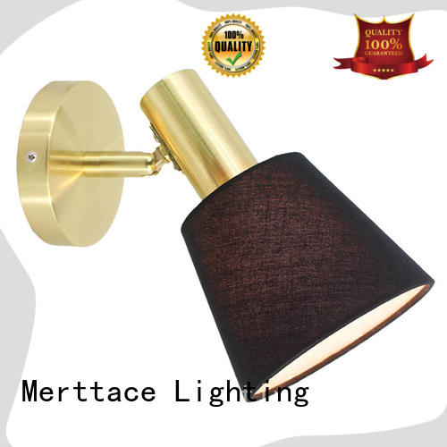 shaking head sconce light customized for indoor decoration