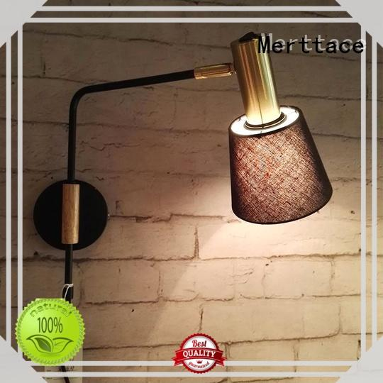 Merttace wall lamp lighting wholesale for indoor decoration