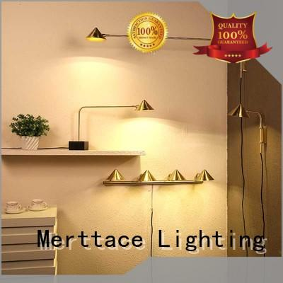 Merttace two-stage table light with good price for bedroom