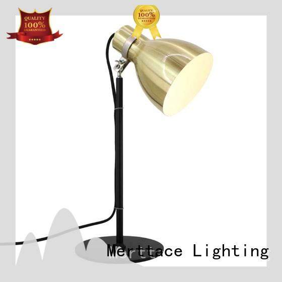 Merttace end table lamps directly sale for bedroom