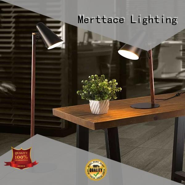 Merttace single head stand up floor lamps supplier for bedroom