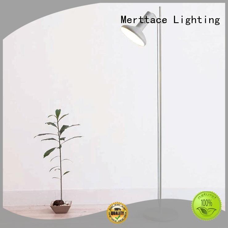 Merttace multi-color floor standing lights design for bedside
