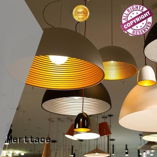 Merttace special shaped hanging pendant lamp directly sale for bedroom