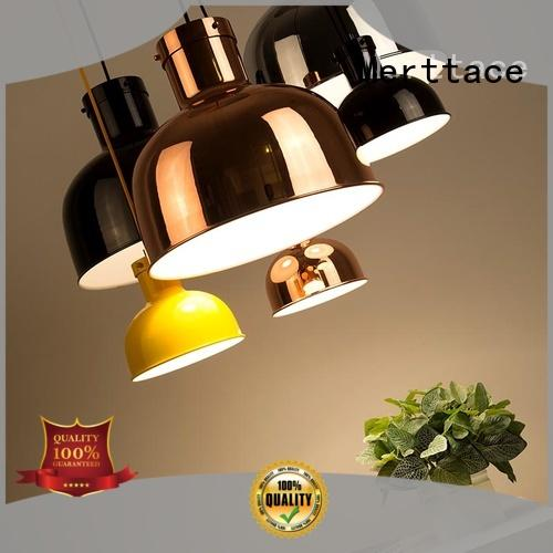 Merttace pendant lamp factory for hotel