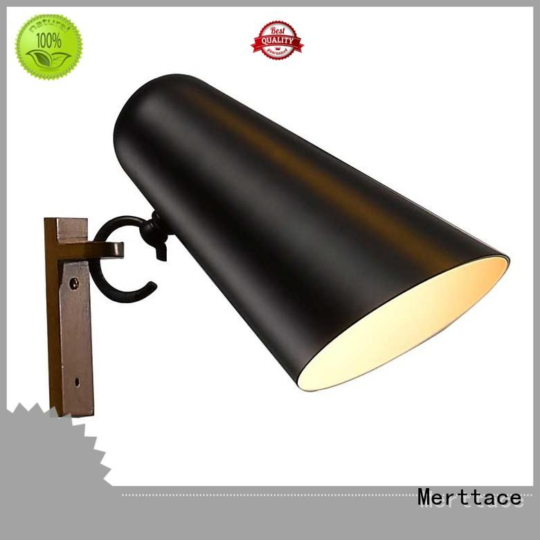 Merttace semi-circular wall mounted lamps customized for aisle