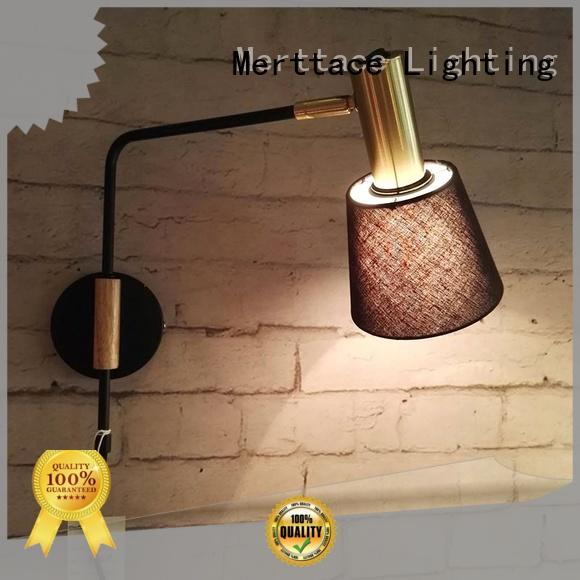 Merttace led sconce lamp wholesale for indoor decoration
