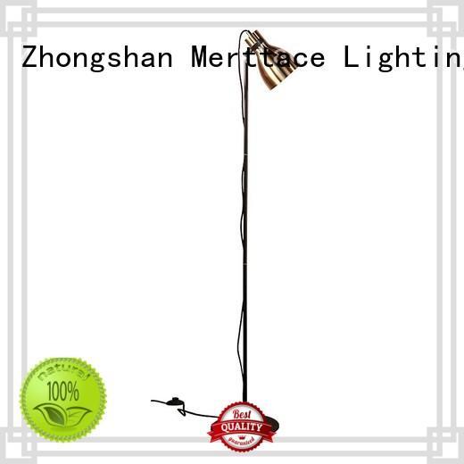 Merttace floor standing lights supplier for living room