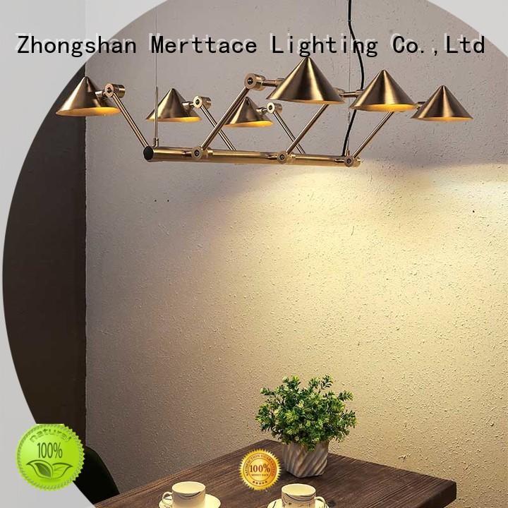 Merttace indoor pendant lighting customized for indoor decoration