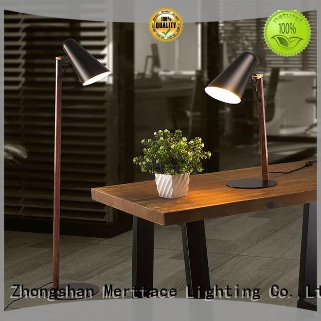Merttace unique floor standing reading lamp design for bedside
