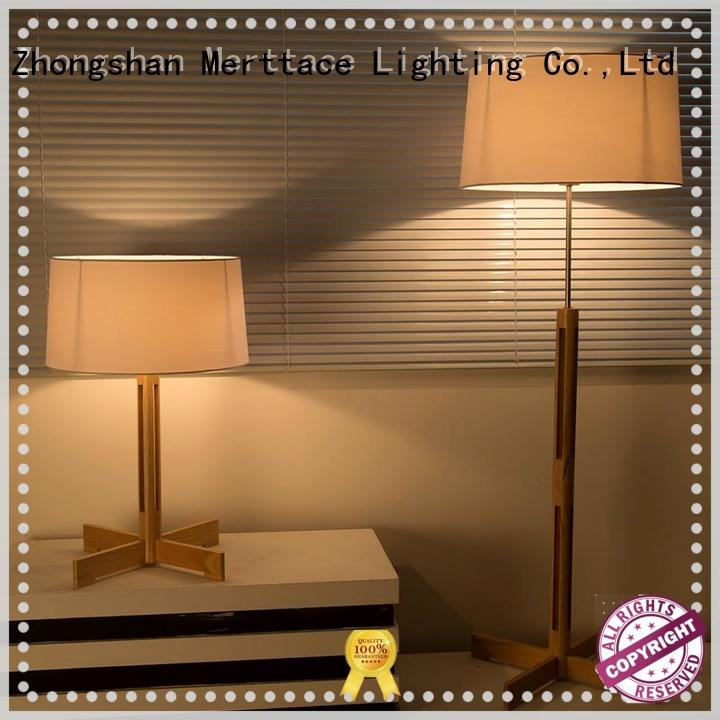 Merttace traditional table lamps wholesale for hotel