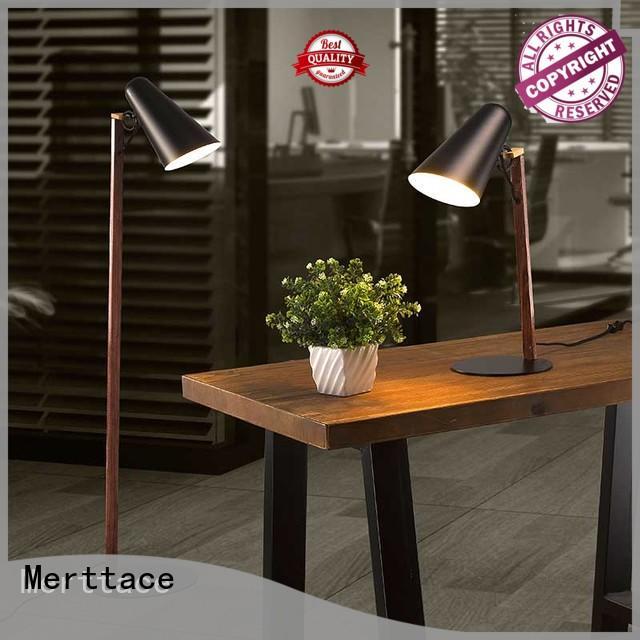 Merttace floor stand light supplier for restaurant