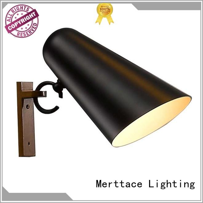 Merttace plug in wall lights factory for living room