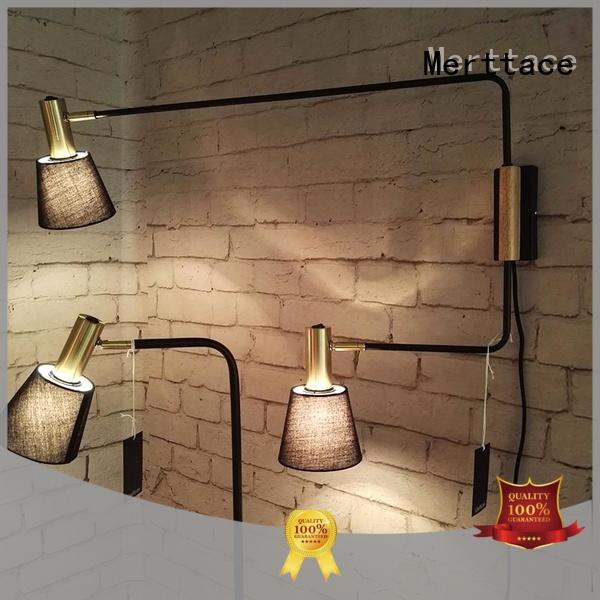 Merttace sconce light design for indoor decoration
