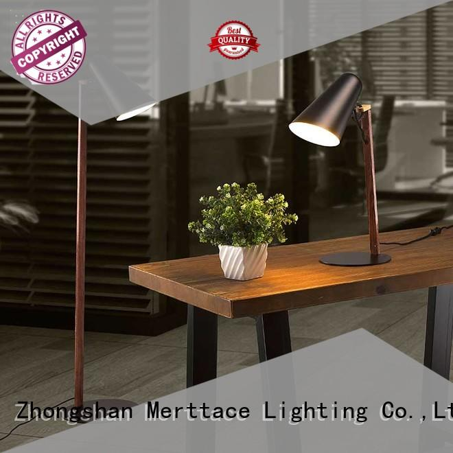 Merttace unique design stand up floor lamps design for restaurant
