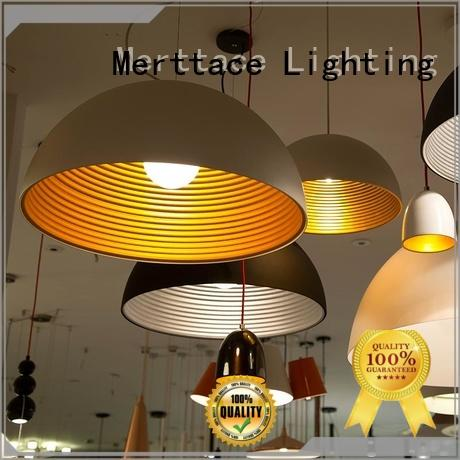 Merttace pendant fixture customized for hotel