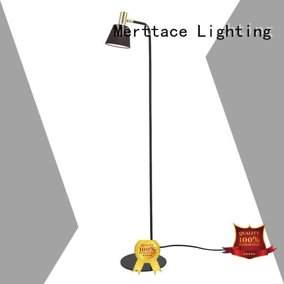 Merttace floor stand light design for bedroom
