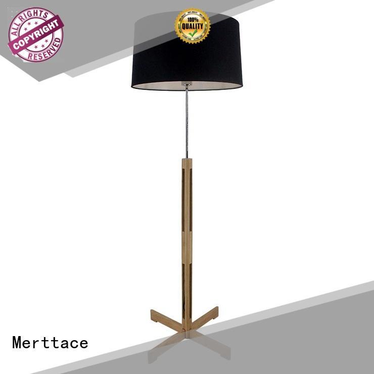 Merttace floor standing lights manufacturer for living room