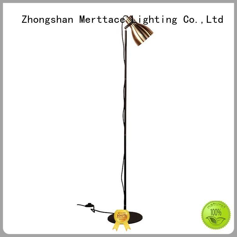 aluminum cylinder floor lamp supplier for restaurant Merttace