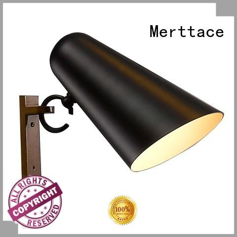 Merttace semi-circular plug in wall lights with good price for indoor decoration