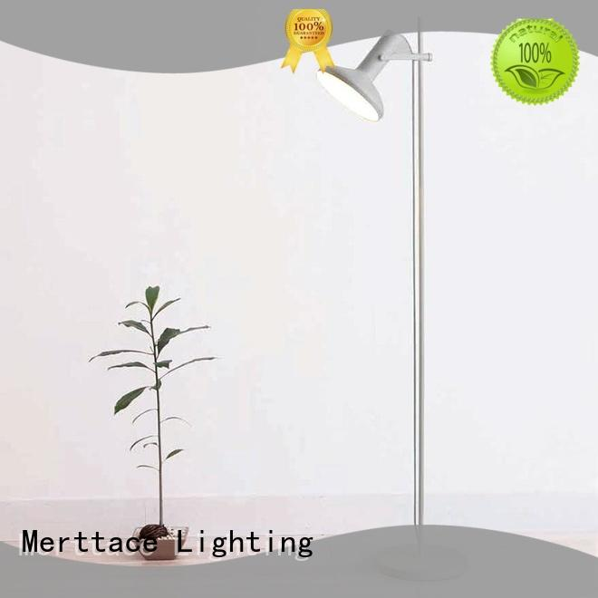 Merttace attractive floor standing reading lamp customized for bedside