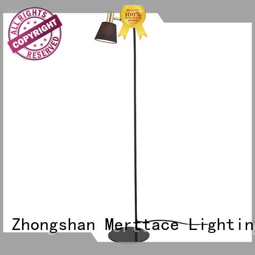 Merttace contemporary floor stand light supplier for bedroom