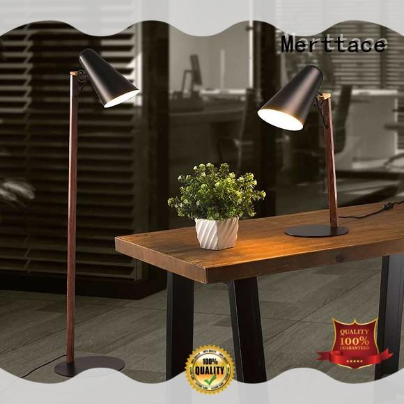 Merttace head shaking floor stand light wholesale for home