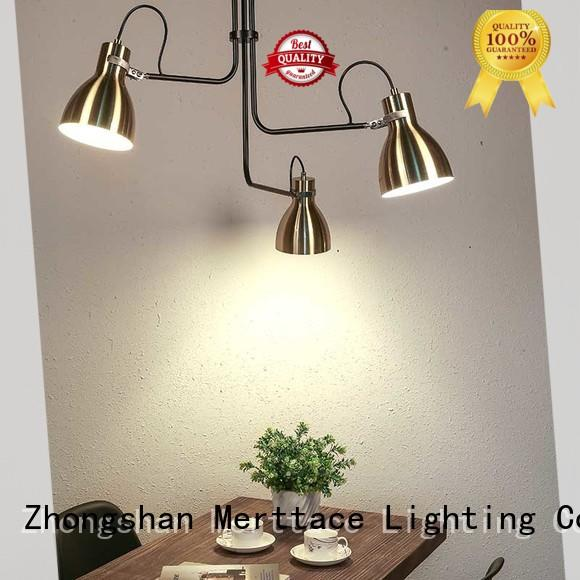 Merttace wood pendant light fitting with good price for indoor decoration