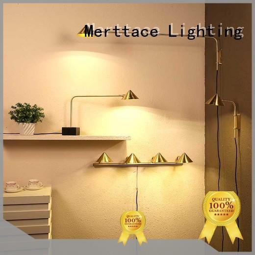 light wall mounted lamps supplier for living room