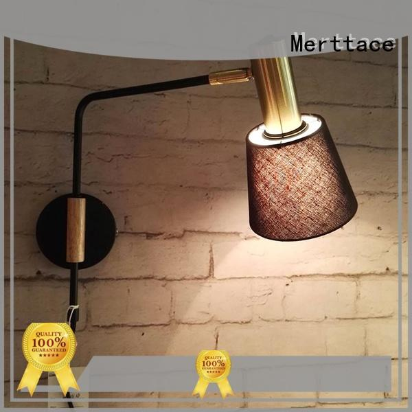 Merttace wall sconce light factory for restaurant