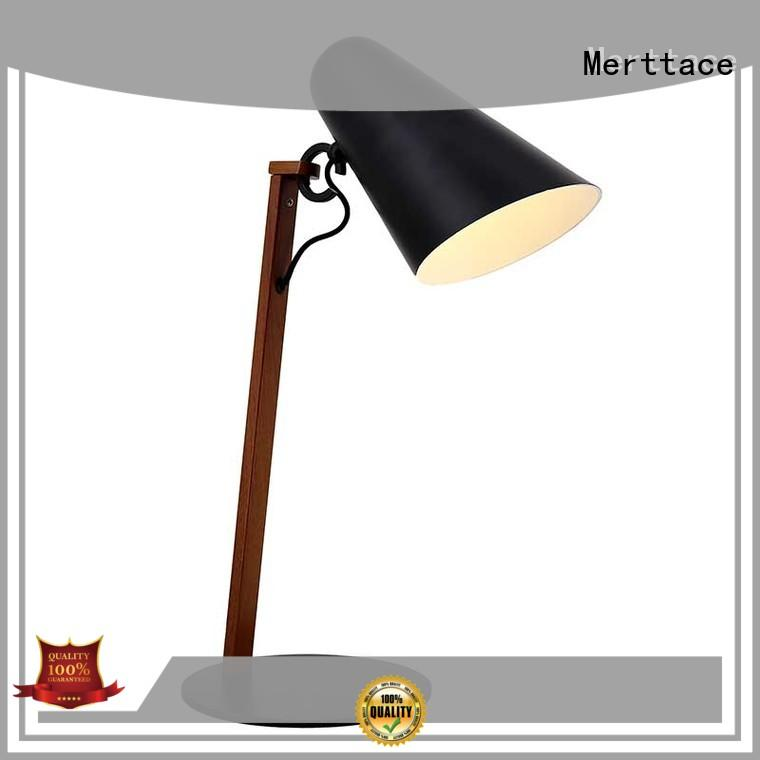 Merttace luxury side table lamp wholesale for bedroom