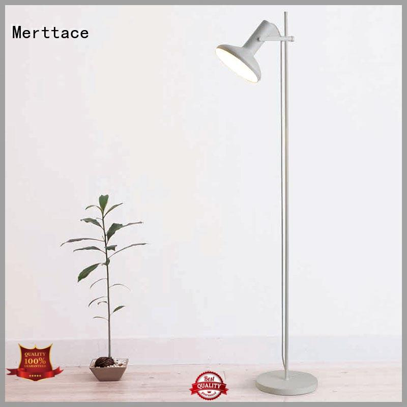 Merttace floor standing lamps factory for home