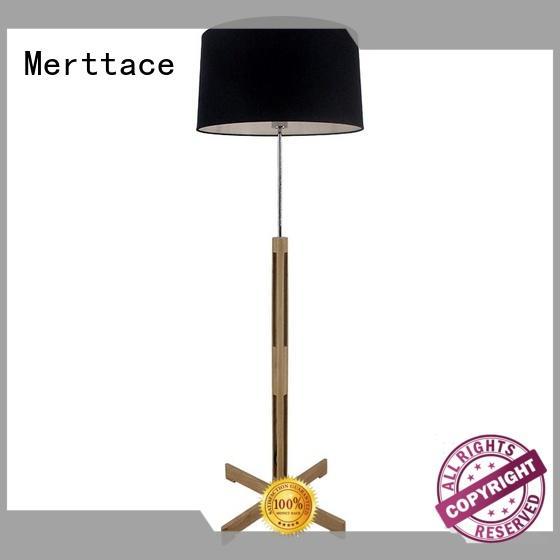 black floor standing lamps supplier for bedside