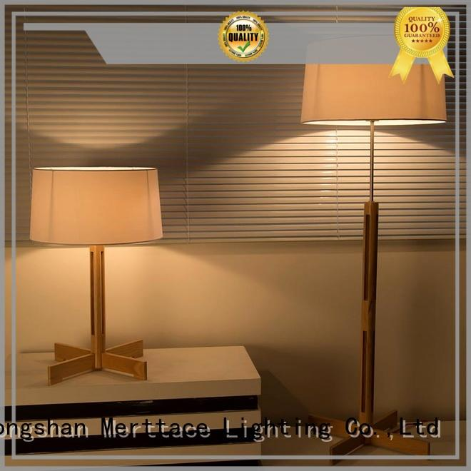 Merttace bedside table lights factory for home decoration