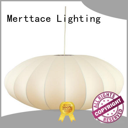 Merttace beautiful indoor pendant lighting design for living room