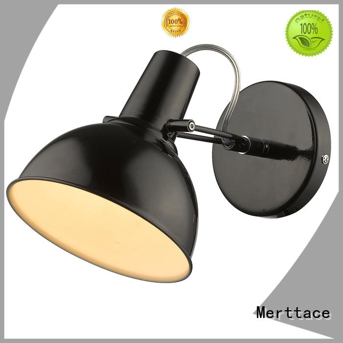Merttace plug in wall lights factory for aisle