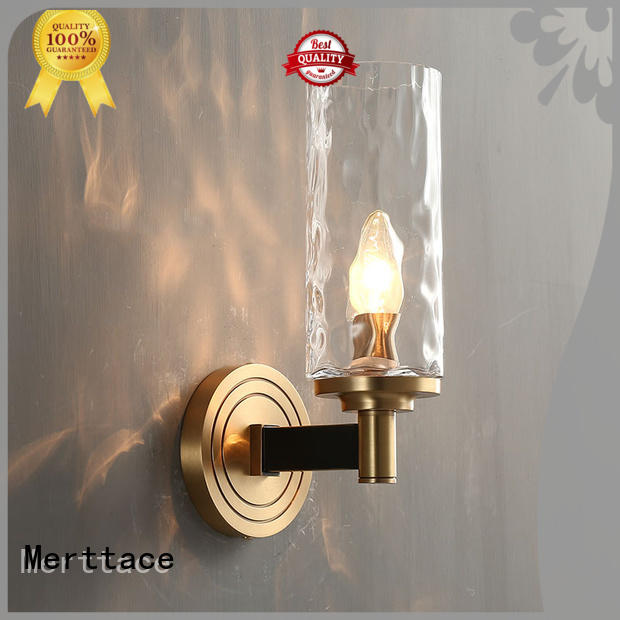 Merttace sconce wall light factory for aisle